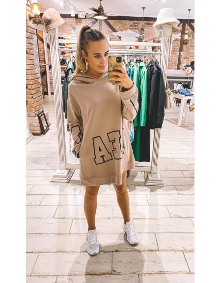 """Džemperis\suknelė ,,By o la la"""""""