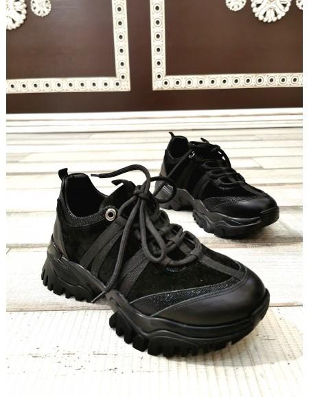 """Laisvalaikio batai ,,Black"""""""